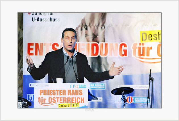 Strategiewechsel: FPÖ statt Anti-Establishment nun Anti-Kirche