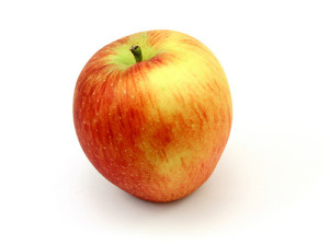 Von diesem Apfel aus Neuseeland darf man nicht abbeißen