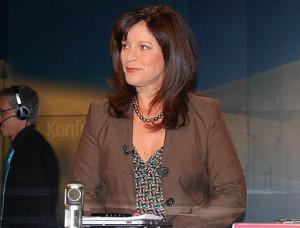 Freut sich auf eine Wiederholung aller Konfrontationen: Ingrid Thurnher