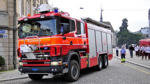 Finanzierte Pröll dieses Feuerwehrauto?