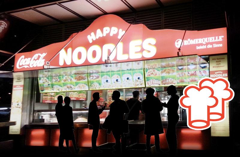 Happy Noodles