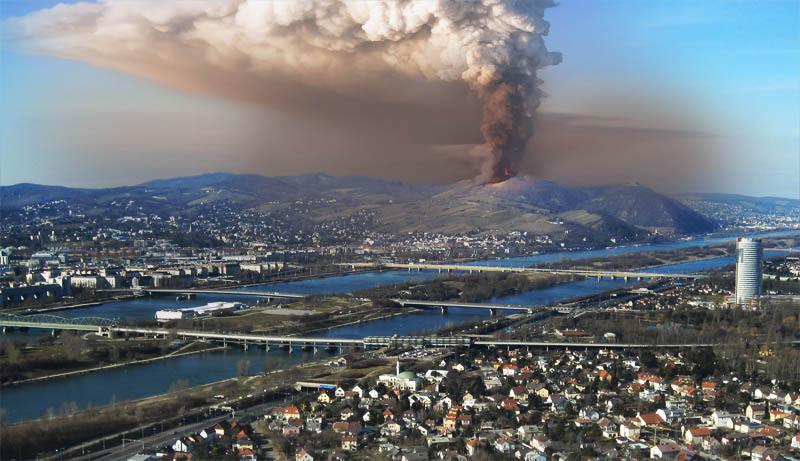 Wien Kahlenberg Droht Wieder Auszubrechen