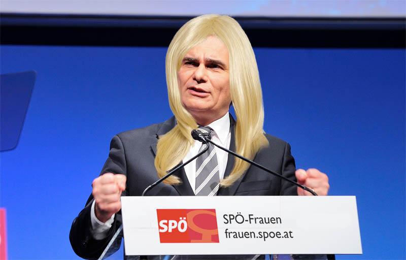 SPÖ Frauenquote