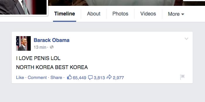 Nordkorea Hack