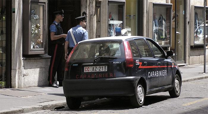 Italien Carabinieri