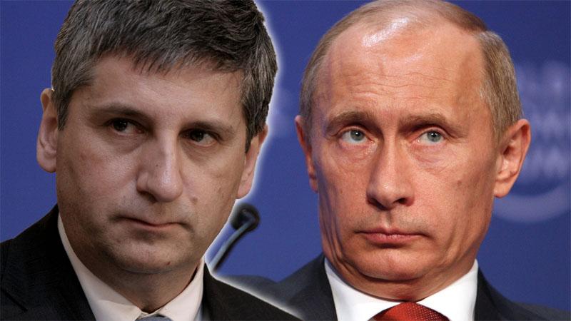 Ukraine: Putin und Spindelegger