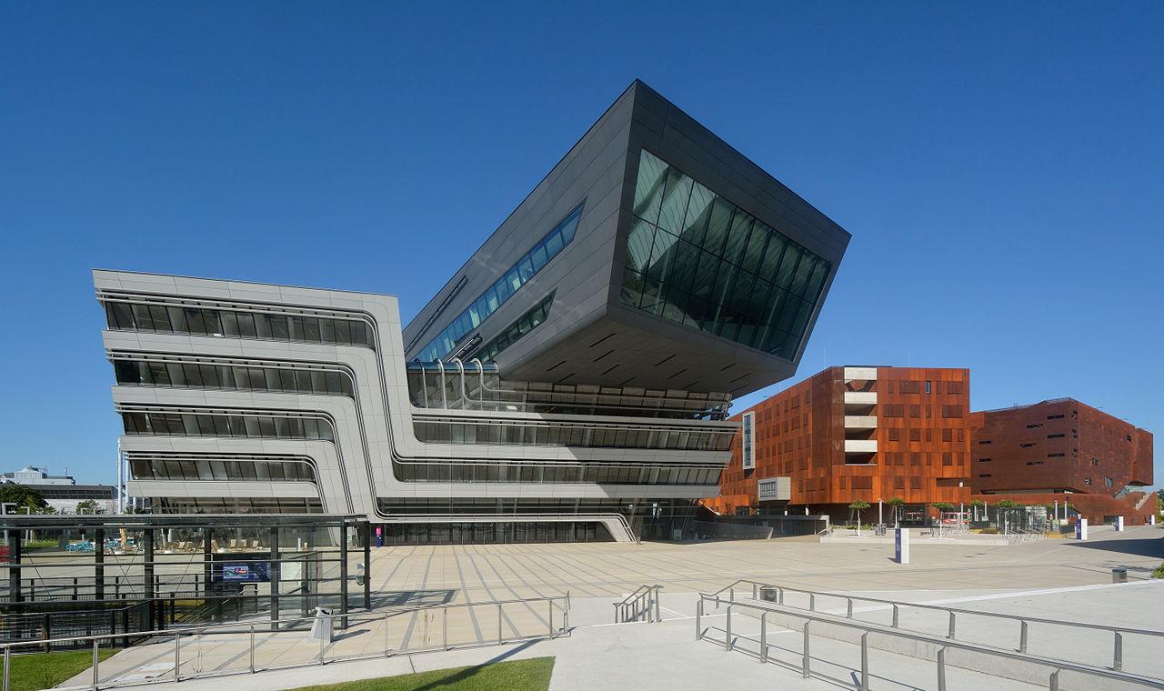 WU Gebäude