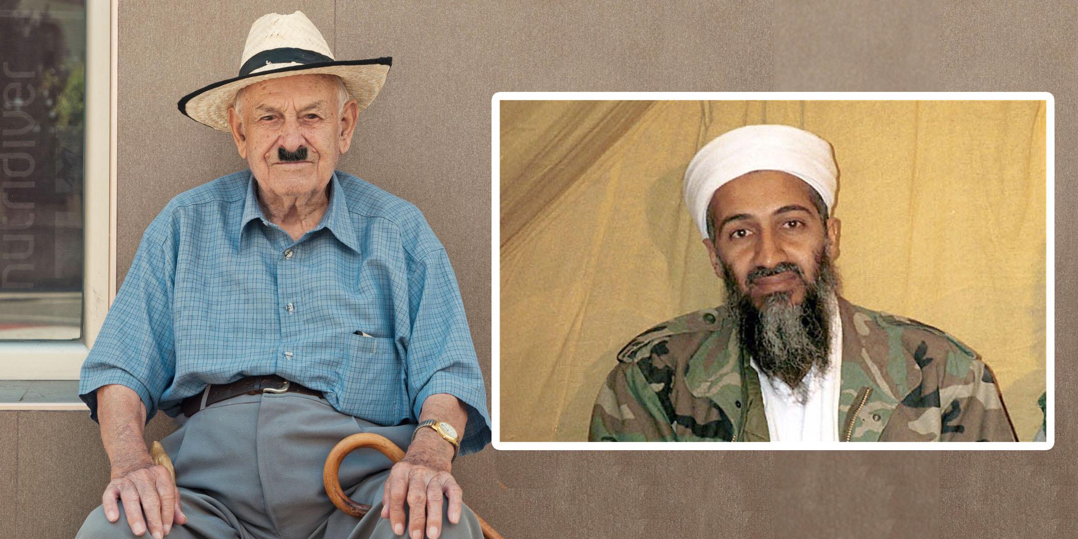 Hitler und Bin Laden