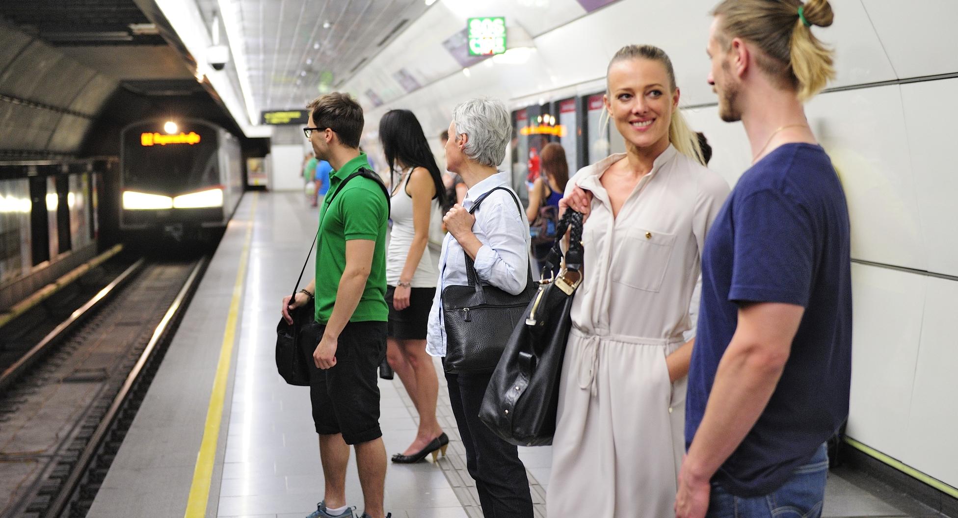 U-Bahn Schlapfen