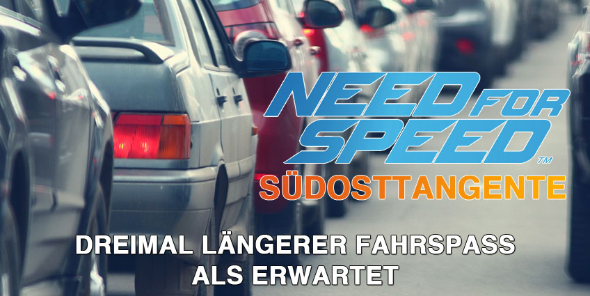 Need For Speed: Südosttangente