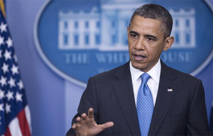 Will nicht länger zusehen: Barack Obama