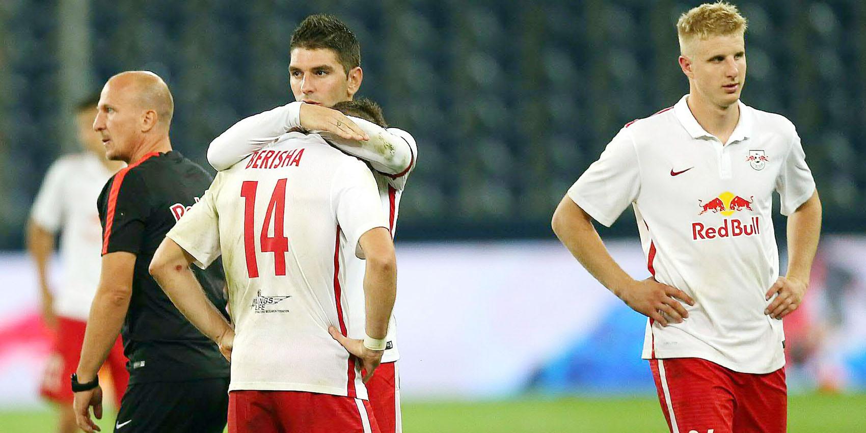Salzburger Spieler sind über den Betriebsrat enttäuscht