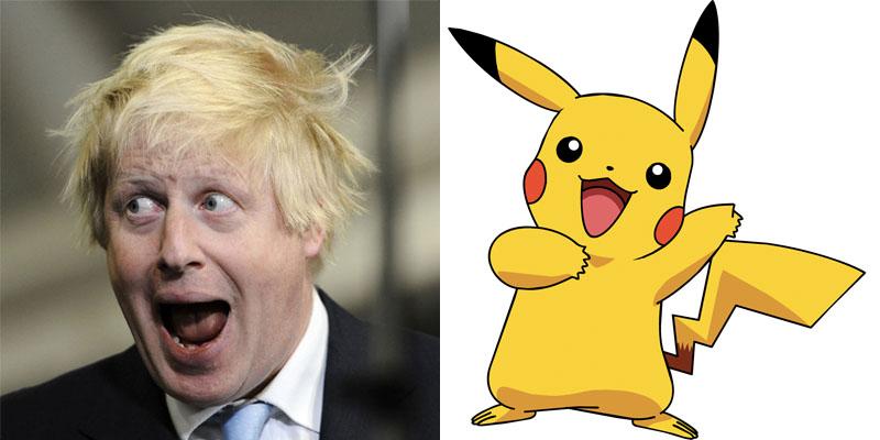 Die Ähnlichkeit ist verblüffend.