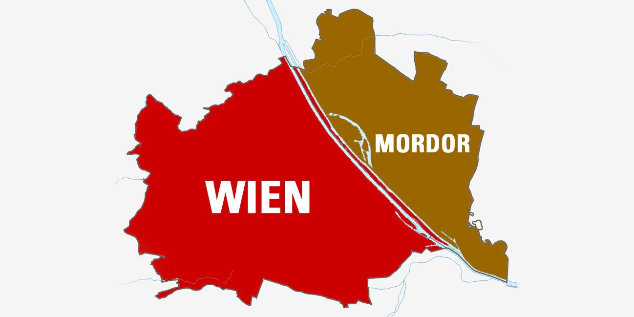 Neustrukturierung Fixiert Häupl Präsentiert Zukünftige Wiener Bezirke