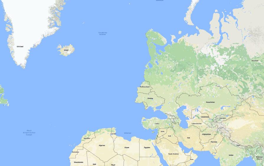 Nach Rekordstrafe Google Loscht Europa Versehentlich Aus Google