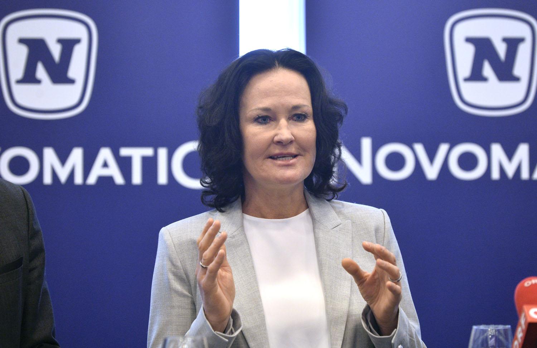 Ex-Grünen-Chefin Eva Glawischnig geht zu Novomatic