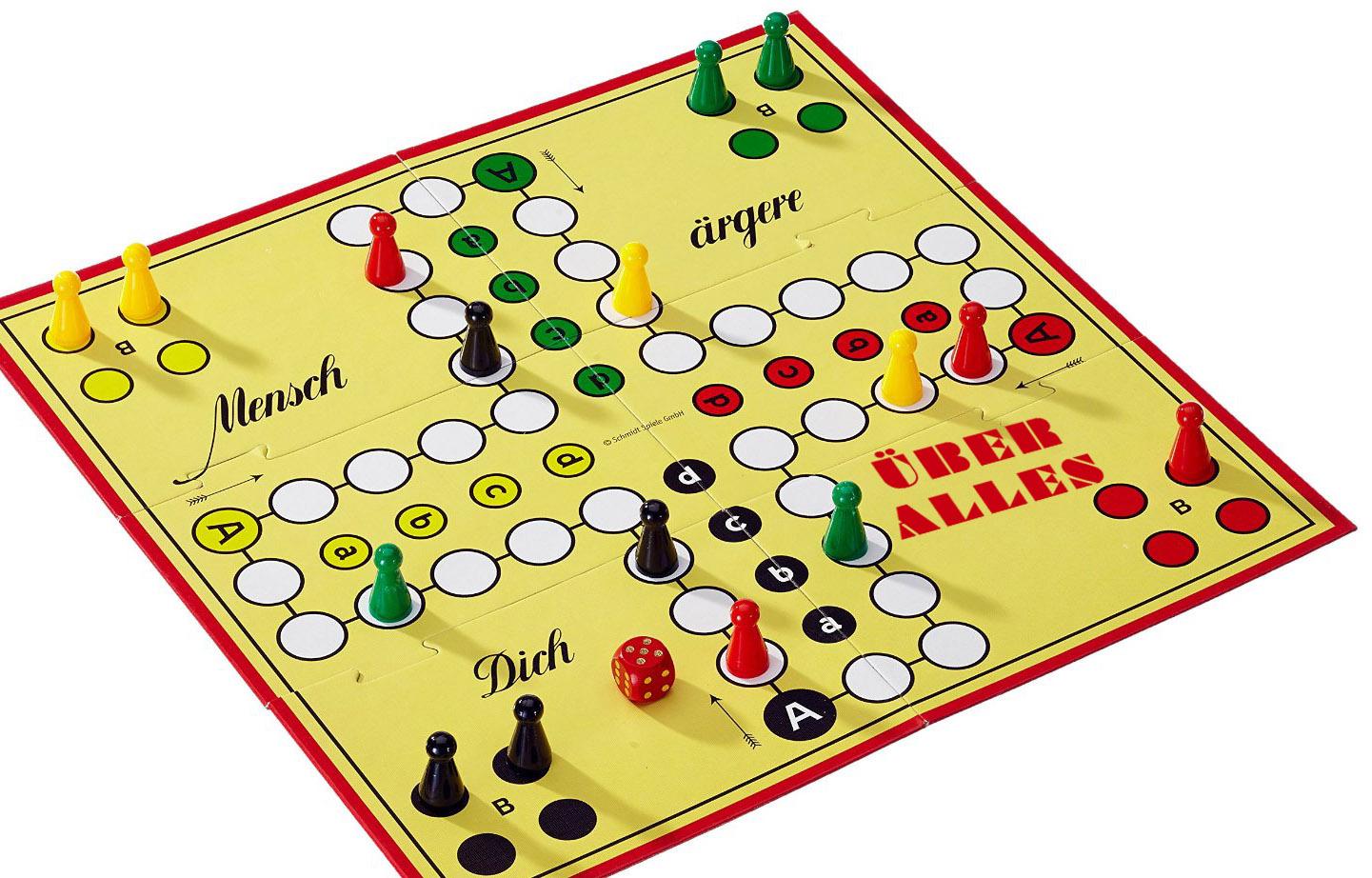Brettspiel Mensch Г¤rgere Dich Nicht