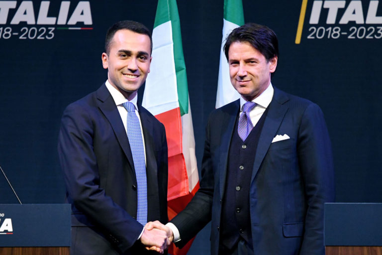 Regierung in Italien