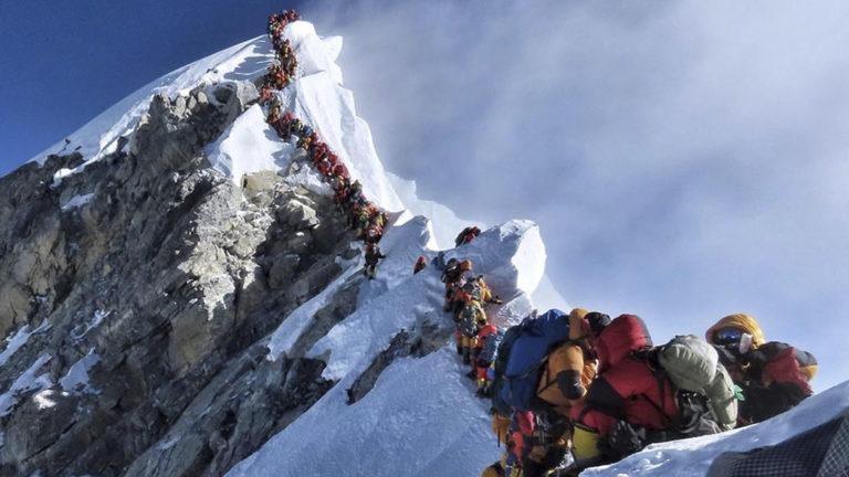 Stau Mount Everest