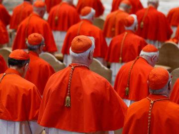 Kardinäle im Vatikan