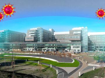 Krankenhaus Nord mit Energiering
