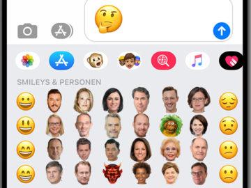 ÖVP-Emojis
