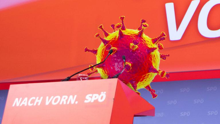 Coronavirus bei SPÖ-Veranstaltung