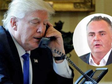 Trump telefoniert mit Doskozil
