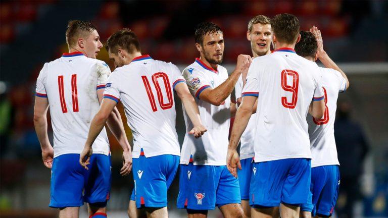 Färöer Nationalteam