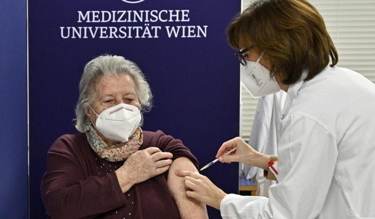 Spanische Grippe Impfung