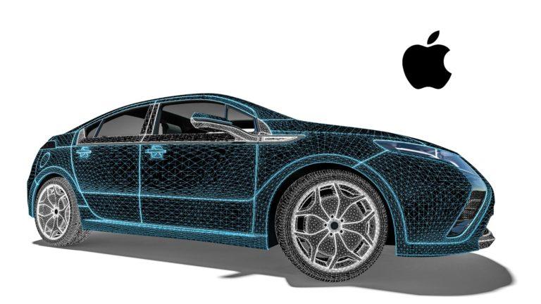 3D-Modell eines Autos