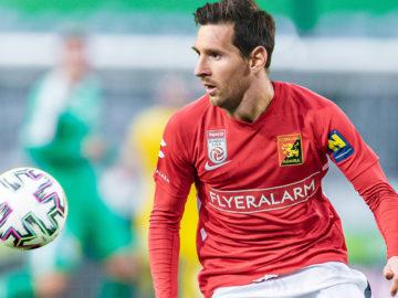 Messi spielt für Admira