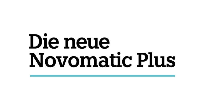 Die neue Novomatic Plus