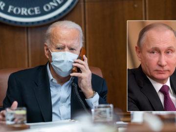 Biden, Putin