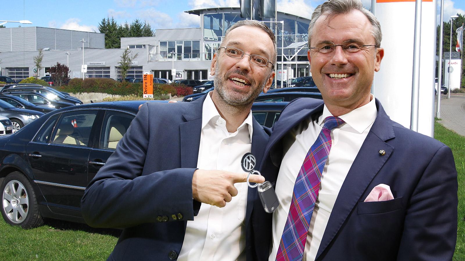 -F-r-dich-lieber-Norbert-Kickl-schenkt-Hofer-VW-Phaeton