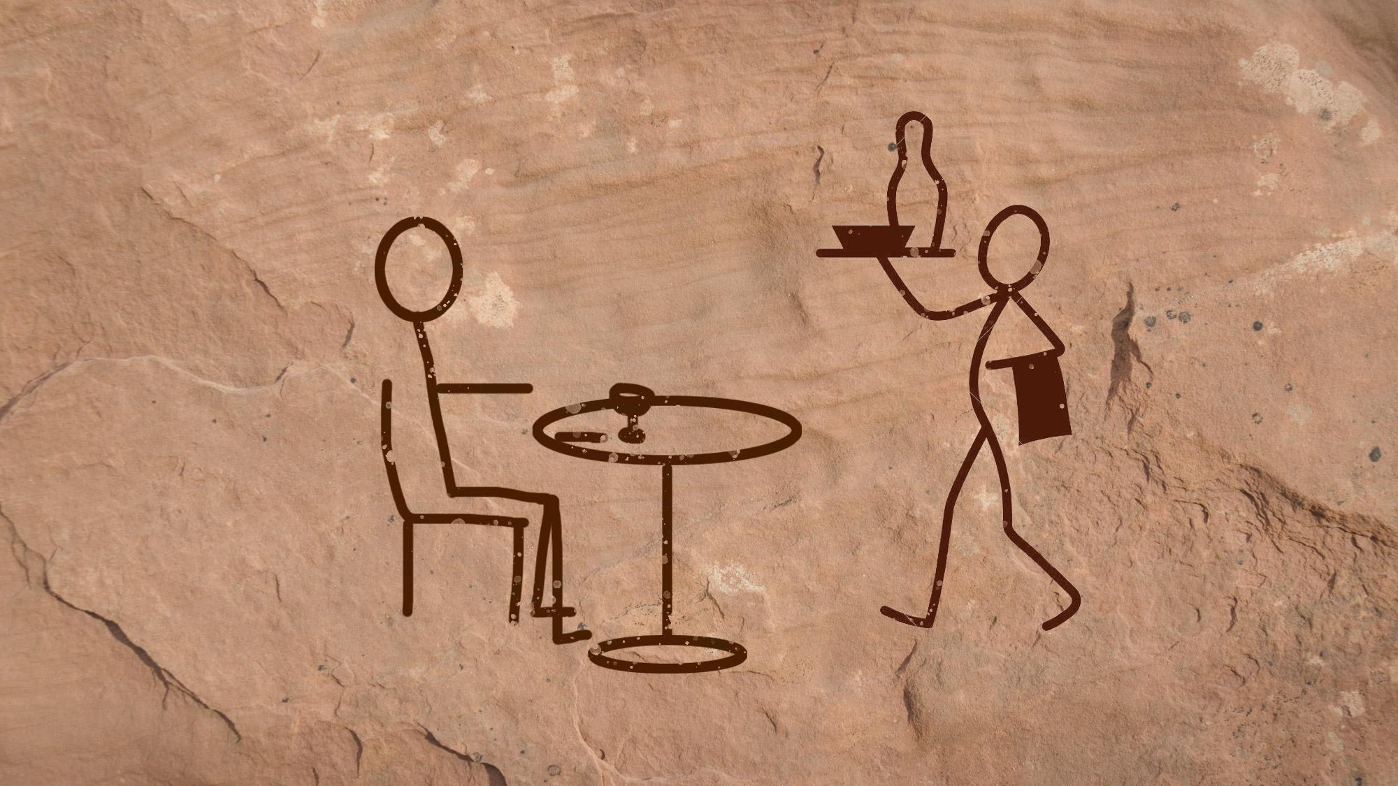 Arch-ologische-Sensation-H-hlenmalerei-zeigt-antike-Form-gemeinsamer-Nahrungszufuhr