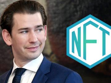 Kurz mit NFT-Logo