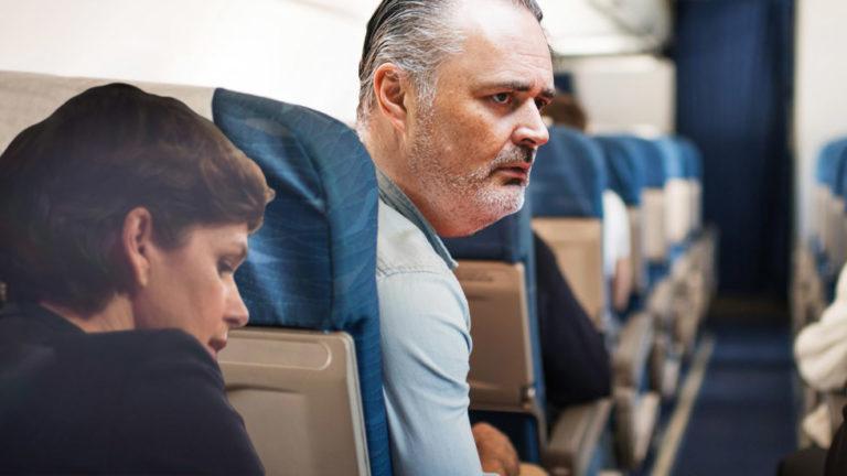 Doskozil im Flugzeug vor Rendi-Wagner