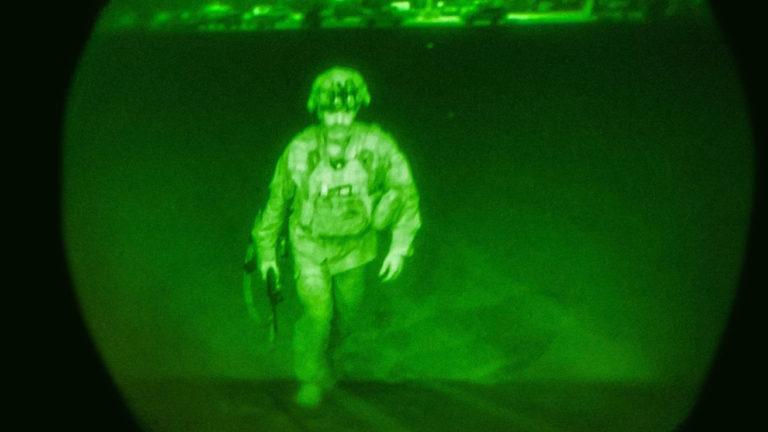 Letzter Soldat