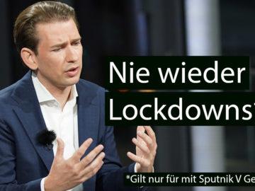 Sebastian Kurz beim Sommergespräch